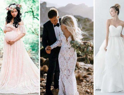 14 savršenih venčanica prema obliku tela